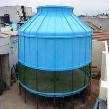 FRP Round Shape Cooling Tower