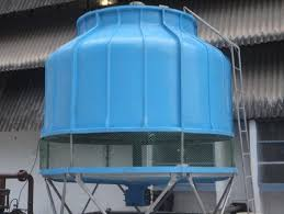 Round Shaped Cooling Tower