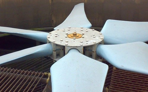 energy efficient cooling towers