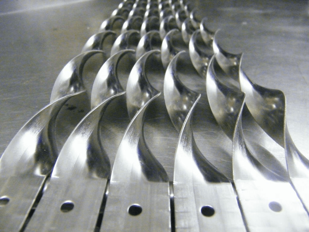 Twisted Tapes Heat Exchangers