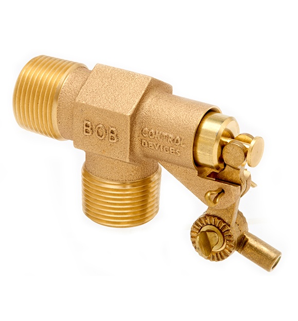 valve mounted