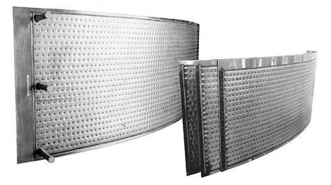 Dimple Plate Coil Type Heat exchangers